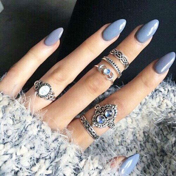 нарощенные-ногти-фото