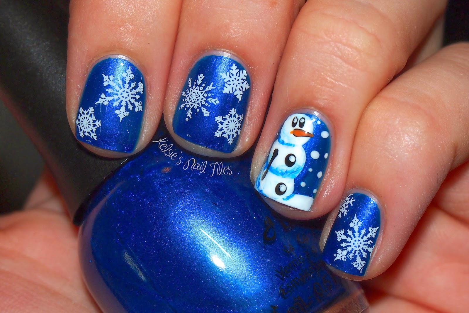 Ногти Гель Лаком Фото На Короткие Зима