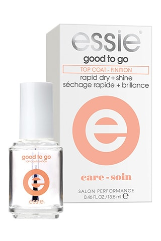 """Топовое покрытие для быстрого высыхания Essie """"Good to go"""""""