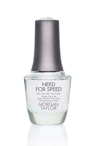 Быстросохнущее покрытие для ногтей Morgan Taylor Need For Speed