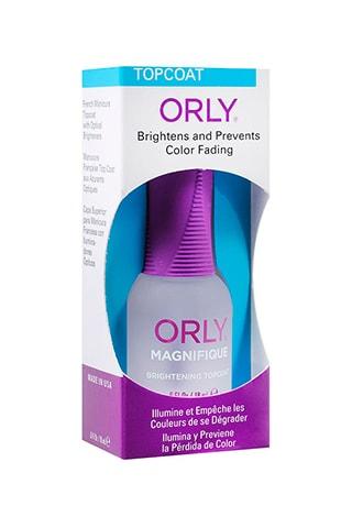 """Верхнее покрытие Orly """"Magnifique"""" с эффектом """"мокрого"""" лака и УФ фильтром"""
