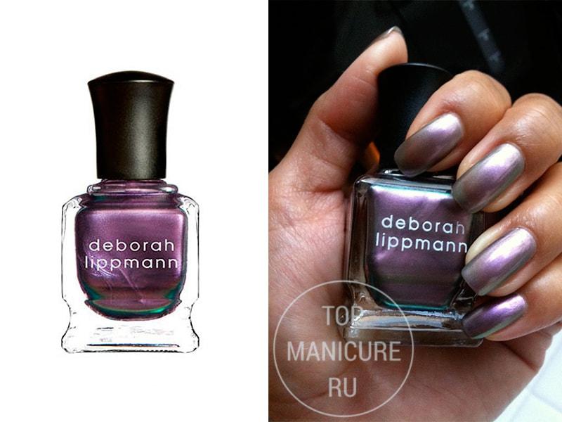 Фиолетовый лак для ногтей Deborah Lippmann Wicked Game