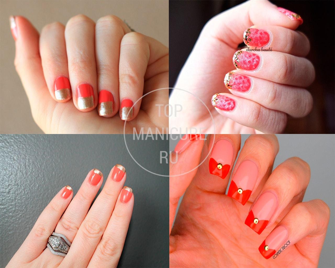 Изящные пальчики: как сделать красивую форму ногтей 53