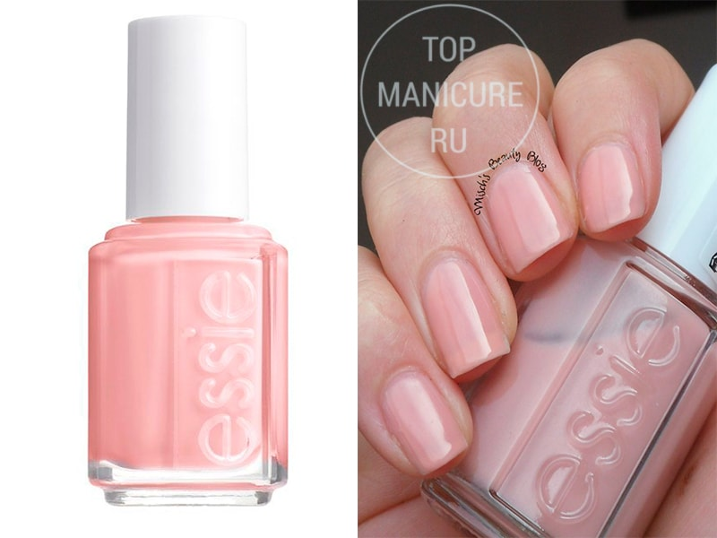 Нежно-розовый лак для ногтей Tssie Not Just A Pretty Face