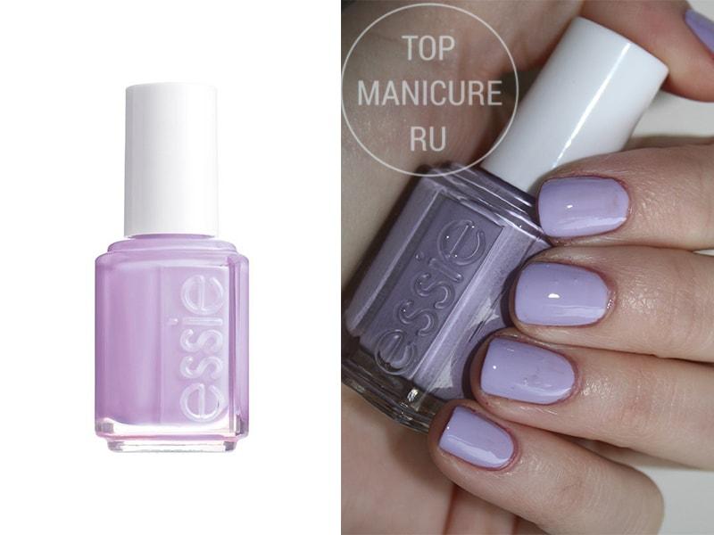 Сиреневый лак для ногтей Essie Lilacism