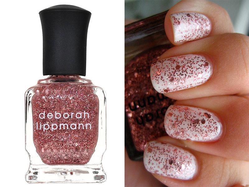 Ярко-розовый лак для ногтей Deborah Lippmann Some Enchanted Evening