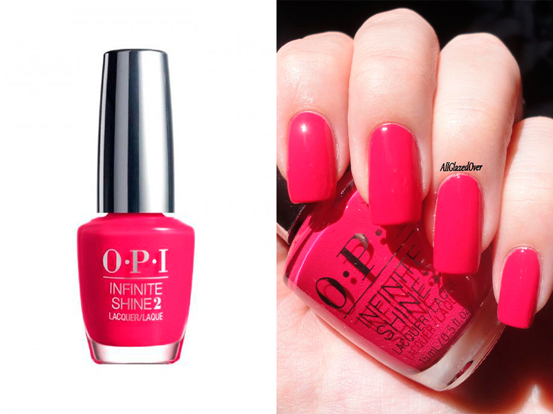 OPI Running With The Infinite Crowd