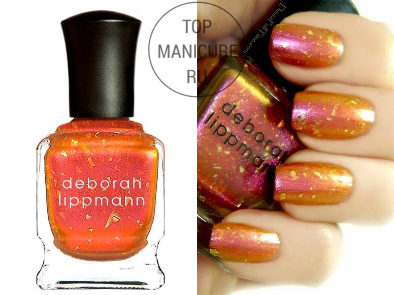 Голографический лак для ногтей deborah lippmann marrakesh express
