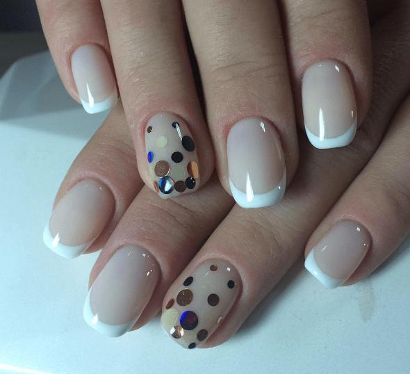 Камифубуки для дизайна ногтей и френч