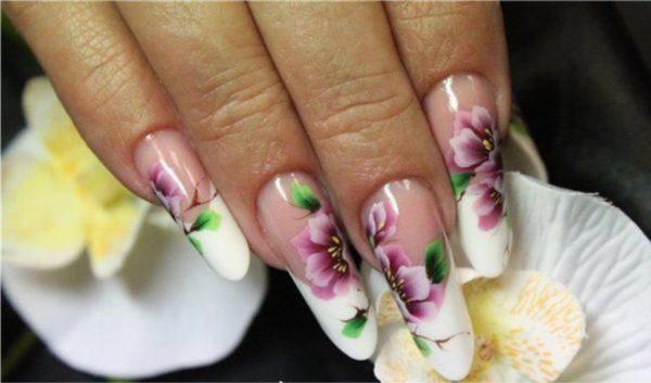Маникюр на длинные ногти: фото, дизайн