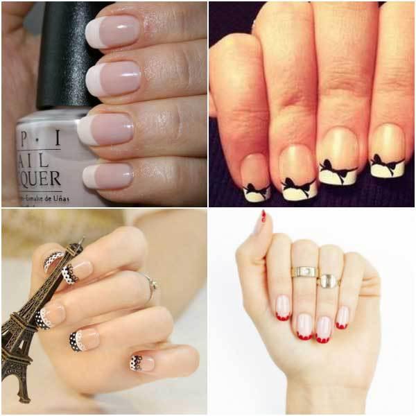 Как сделать дизайн ногтей себе 25