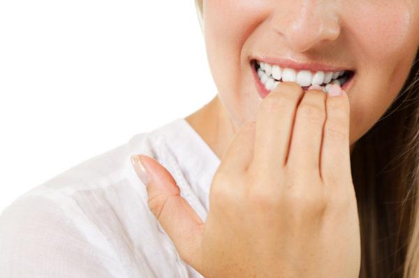 как перестать грызть ногти быстро