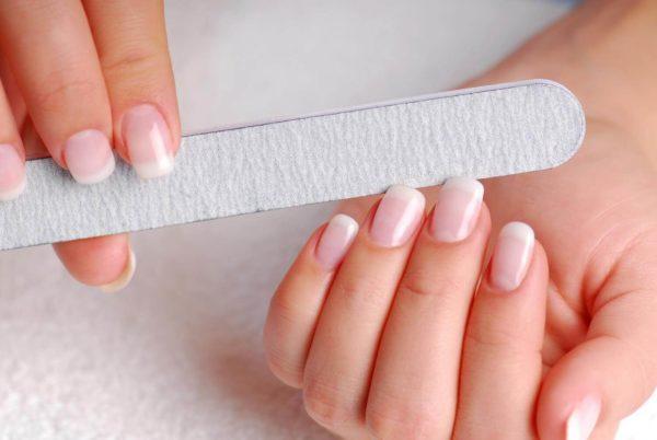 форма ногтей мягкий квадрат фото