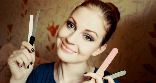Пилочка для ногтей: выбираем самую лучшую, фото