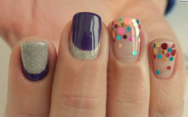 Камифубуки для ногтей