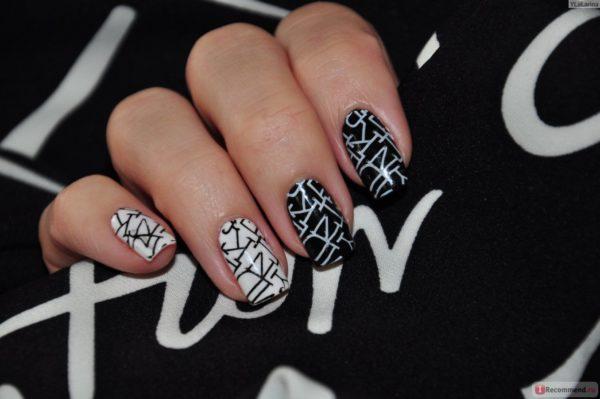 стемпинг для ногтей как пользоваться