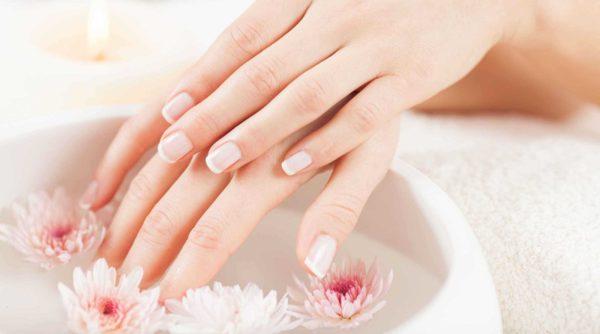 волнистые ногти фото лечение