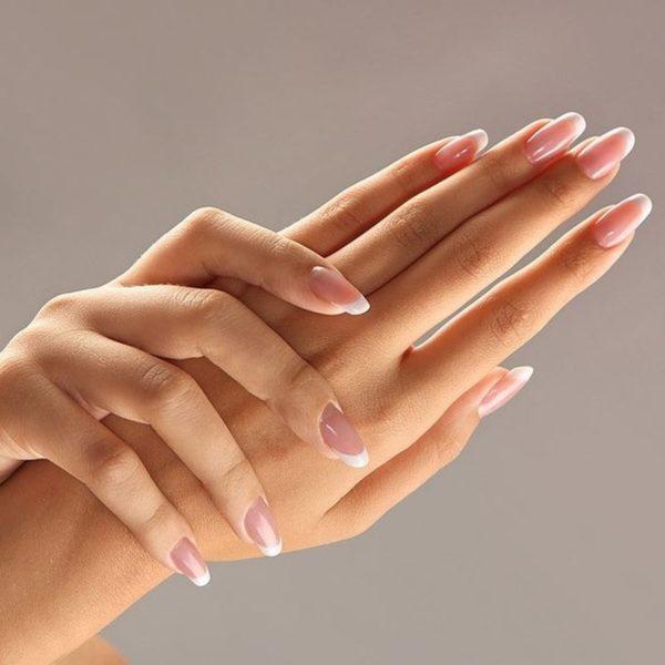 Форма ногтей миндаль: модные идеи, фото