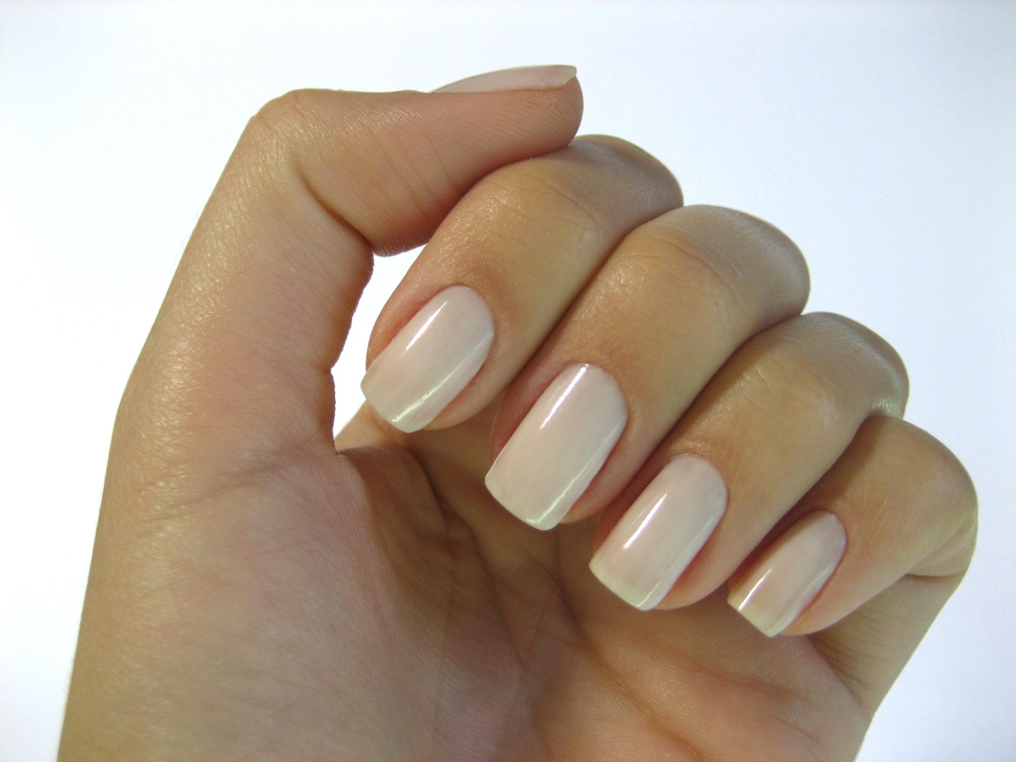Как сделать квадратную форму ногтей в домашних условиях