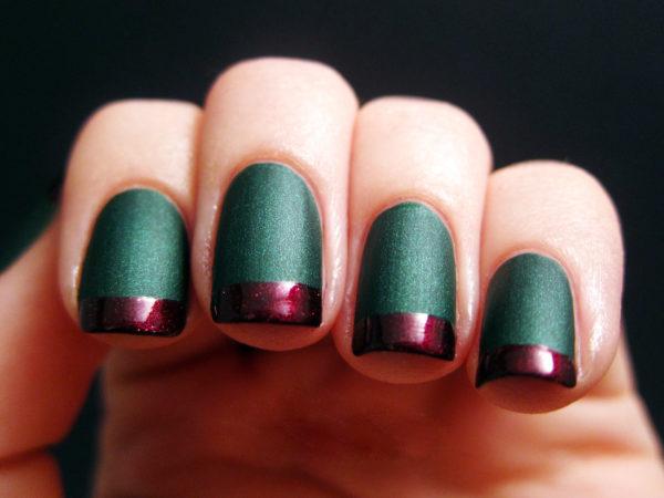 форма ногтей мягкий квадрат фото дизайна