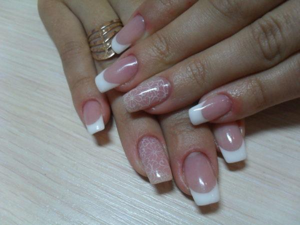Арочное моделирование ногтей фото