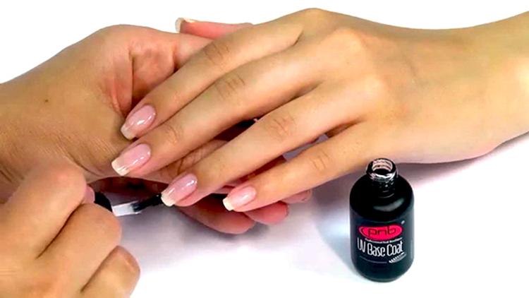 красивые ногти база