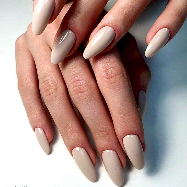 какую форму выбрать для ногтей