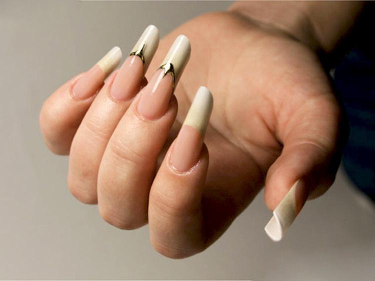 пайп форма ногтей